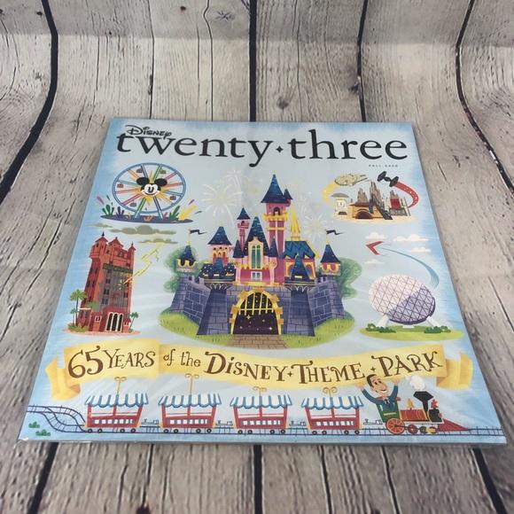 Disney Twenty-Three D23 Fall 2020 Magazine